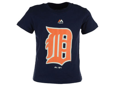 Detroit Tigers MLB Toddler Primary Logo T-Shirt