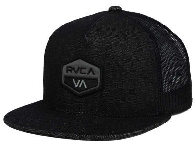 RVCA Hex Badger Hat