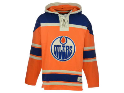 Edmonton Oilers NHL CN Men's Alternate Lacer Hoodie
