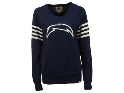 Los Angeles Chargers '47 NFL Women's Drop Needle Sweater