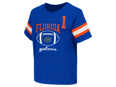 Florida Gators NCAA Toddler Pigskin Football T-Shirt