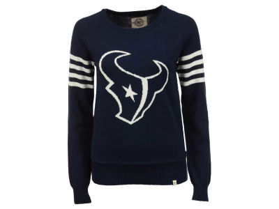 Houston Texans '47 NFL Women's Drop Needle Sweater