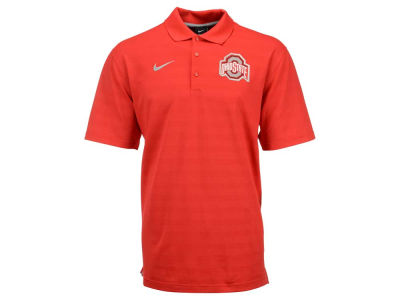 Ohio State Buckeyes Nike NCAA Men's Champ Drive Polo Shirt