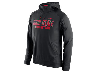 Ohio State Buckeyes Nike NCAA Men's Elite Basketball Hoodie