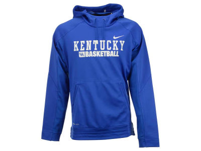Kentucky Wildcats Nike NCAA Men's Elite Basketball Hoodie