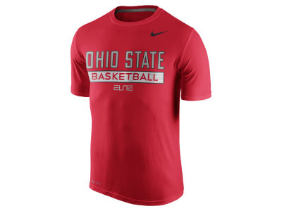 Ohio State Buckeyes Nike NCAA Men's Basketball Practice T-Shirt