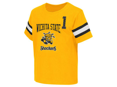 Wichita State Shockers NCAA Toddler Pigskin Football T-Shirt