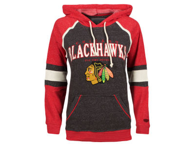 Chicago Blackhawks NHL Women's Vernier Hoodie