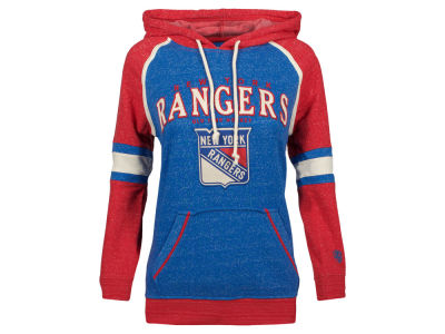 New York Rangers NHL Women's Vernier Hoodie