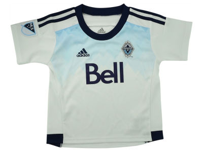 Vancouver Whitecaps FC adidas MLS Toddler Replica Jersey