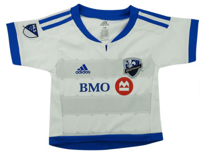 Montreal Impact adidas MLS Infant Replica Jersey