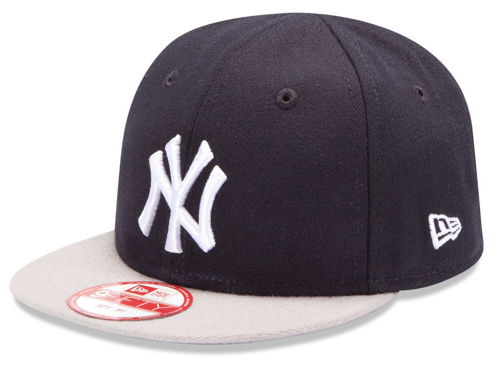New York Yankees New Era MLB Toddler My 1st 9FIFTY Snapback Cap ... d004b36969d