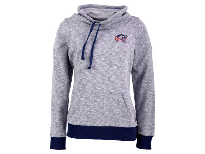 Columbus Blue Jackets NHL Women's Swift Pullover Hoodie