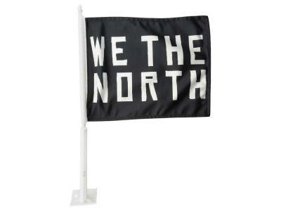 Toronto Raptors Car Flag