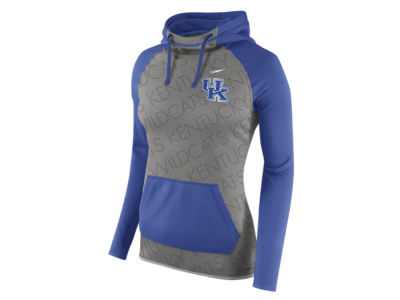 Kentucky Wildcats Nike NCAA Women's Champ Drive All Time Hoodie