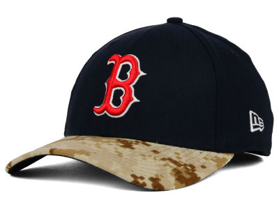 Boston Red Sox New Era MLB 2015 Memorial Day 39THIRTY Cap