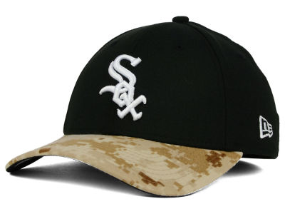 Chicago White Sox New Era MLB 2015 Memorial Day 39THIRTY Cap