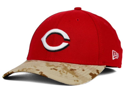 Cincinnati Reds New Era MLB 2015 Memorial Day 39THIRTY Cap