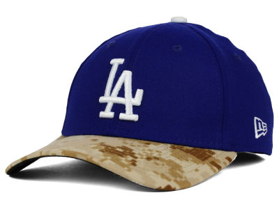 Los Angeles Dodgers New Era MLB 2015 Memorial Day 39THIRTY Cap