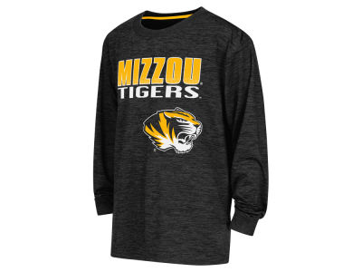 Missouri Tigers NCAA Youth Cornerback Poly Long Sleeve T-Shirt