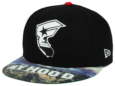 Famous West Hills 9FIFTY Snapback Cap
