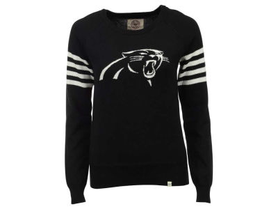 Carolina Panthers '47 NFL Women's Drop Needle Sweater