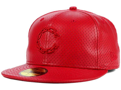Crooks & Castle Perforated 59FIFTY Cap