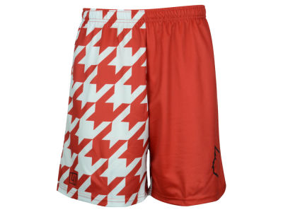 Louisville Cardinals NCAA Men's Loud Mouth Poly Shorts