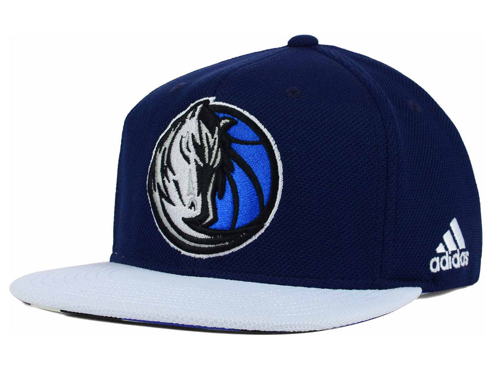 7d9df942531 Dallas Mavericks adidas 2015 NBA Draft Snapback Cap