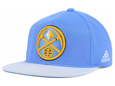 Denver Nuggets adidas 2015 NBA Draft Snapback Cap