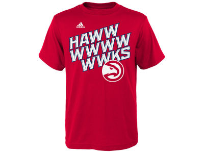 Atlanta Hawks NBA Youth Hawwks T-Shirt