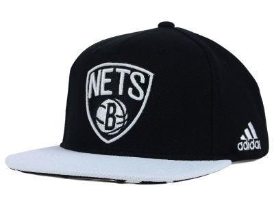Brooklyn Nets adidas 2015 NBA Draft Snapback Cap