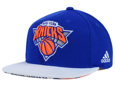 New York Knicks adidas 2015 NBA Draft Snapback Cap