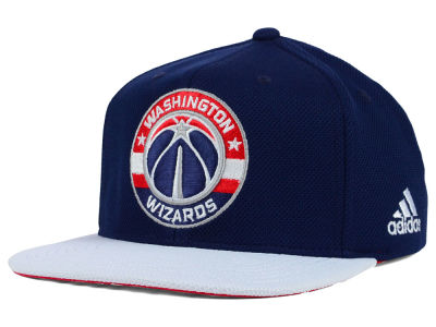Washington Wizards adidas 2015 NBA Draft Snapback Cap