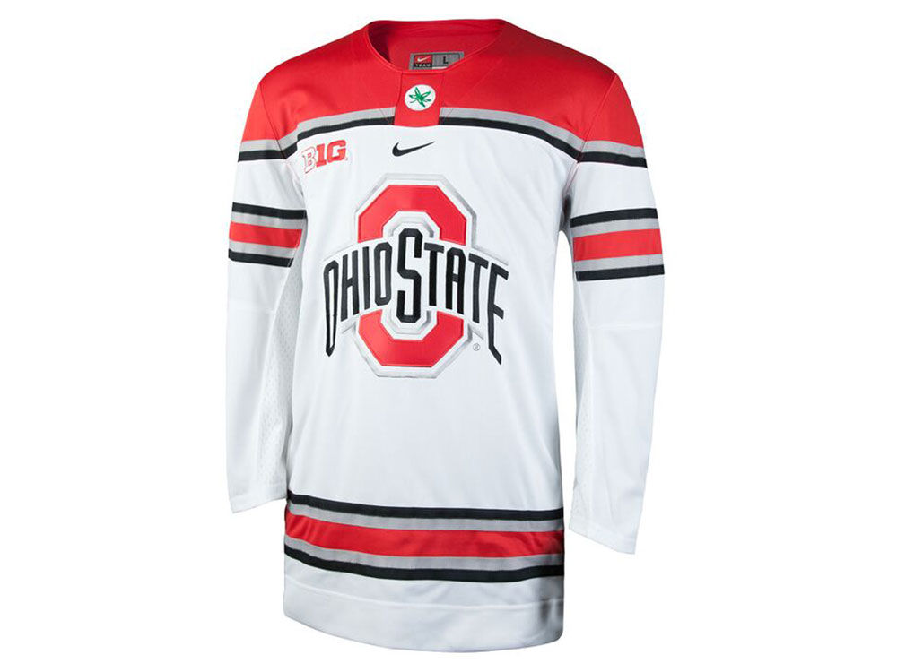 official photos a1811 30ab5 ncaa jerseys ohio state buckeyes 8 red embroidered ncaa jerseys