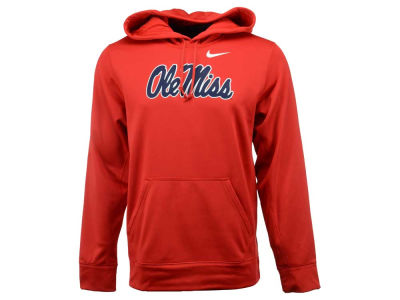 Ole Miss Rebels Nike NCAA Men's Performance Practice Hoodie