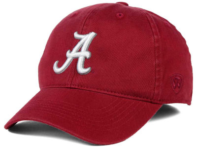 Alabama Crimson Tide Top of the World NCAA Relaxer 2.0 Stretch Hat