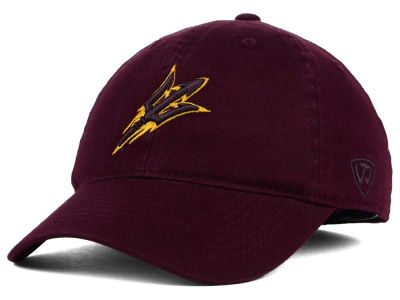 Arizona State Sun Devils Top of the World NCAA Relaxer 2.0 Stretch Hat