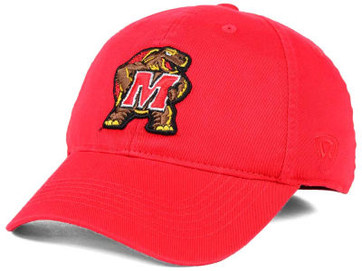 Maryland Terrapins Top of the World NCAA Relaxer 2.0 Stretch Hat