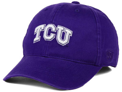 Texas Christian Horned Frogs Top of the World NCAA Relaxer 2.0 Stretch Hat