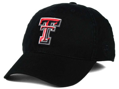 Texas Tech Red Raiders Top of the World NCAA Relaxer 2.0 Stretch Hat