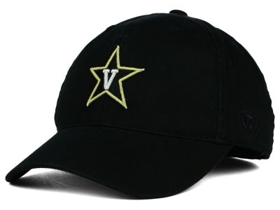 Vanderbilt Commodores Top of the World NCAA Relaxer 2.0 Stretch Hat