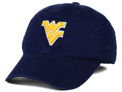 West Virginia Mountaineers Top of the World NCAA Relaxer 2.0 Stretch Hat