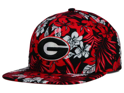 Georgia Bulldogs New Era NCAA Wowie 9FIFTY Snapback Cap