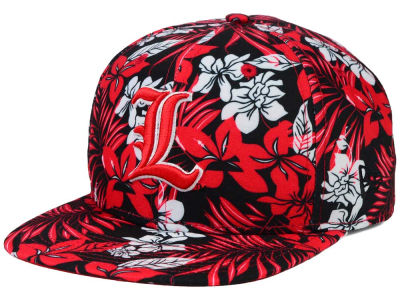 Louisville Cardinals New Era NCAA Wowie 9FIFTY Snapback Cap
