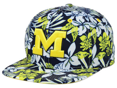 Michigan Wolverines New Era NCAA Wowie 9FIFTY Snapback Cap