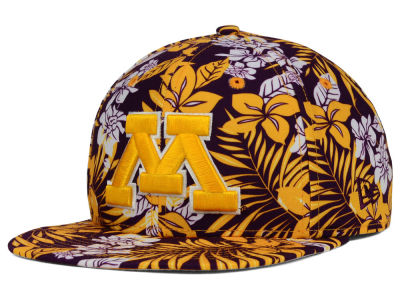 Minnesota Golden Gophers New Era NCAA Wowie 9FIFTY Snapback Cap
