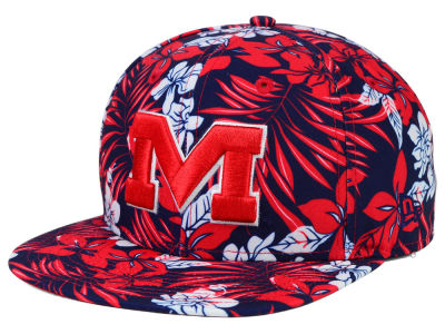 Ole Miss Rebels New Era NCAA Wowie 9FIFTY Snapback Cap