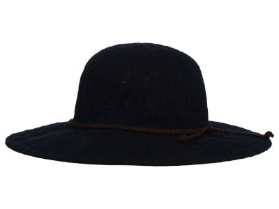 LIDS Private Label PL Womens Wide Brim Floppy Knit Fedora
