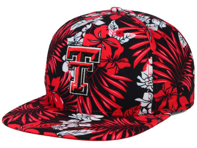 Texas Tech Red Raiders New Era NCAA Wowie 9FIFTY Snapback Cap
